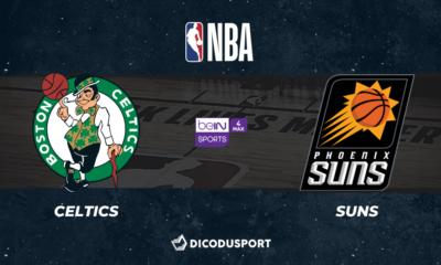 NBA notre pronostic pour Boston Celtics - Phoenix Suns