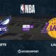 NBA notre pronostic pour Charlotte Hornets - Los Angeles Lakers