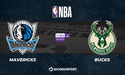 NBA notre pronostic pour Dallas Mavericks - Milwaukee Bucks