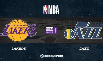 NBA notre pronostic pour Los Angeles Lakers - Utah Jazz