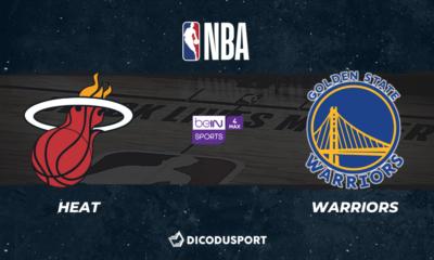 NBA notre pronostic pour Miami Heat - Golden State Warriors