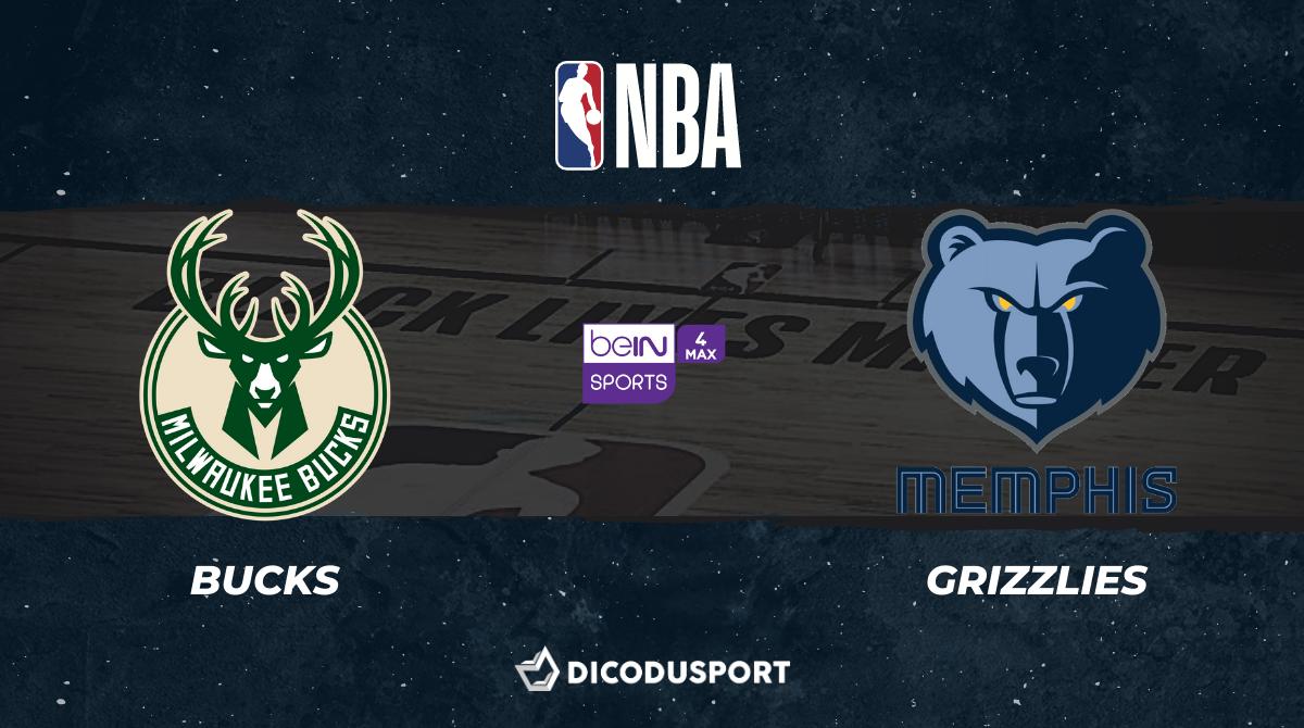 NBA notre pronostic pour Milwaukee Bucks - Memphis Grizzlies