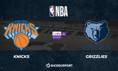 NBA notre pronostic pour New York Knicks - Memphis Grizzlies