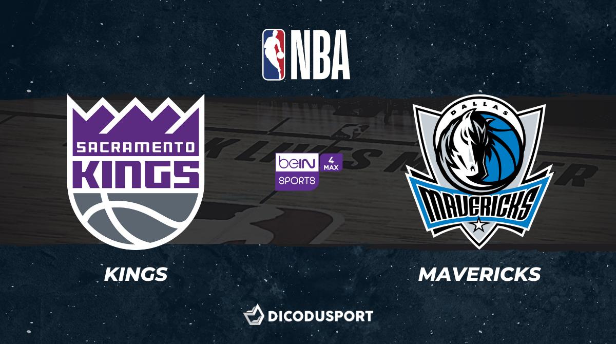 NBA notre pronostic pour Sacramento Kings - Dallas Mavericks
