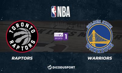 NBA notre pronostic pour Toronto Raptors - Golden State Warriors