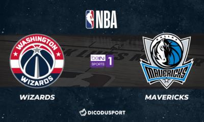 NBA notre pronostic pour Washington Wizards - Dallas Mavericks