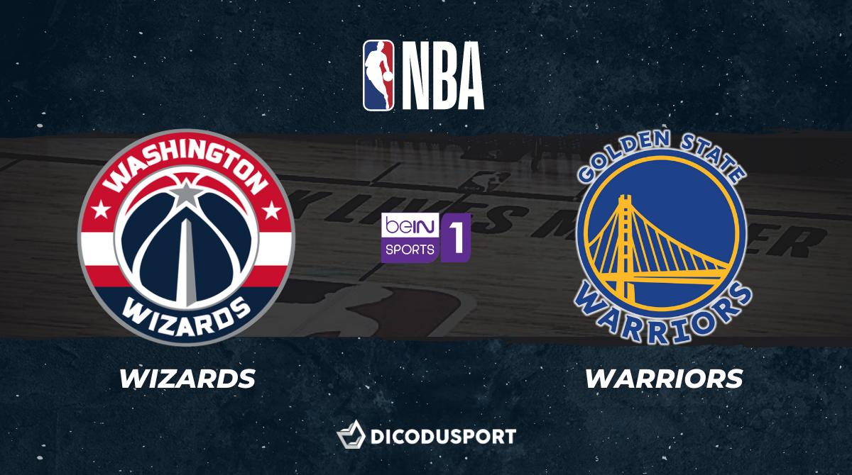 NBA notre pronostic pour Washington Wizards - Golden State Warriors