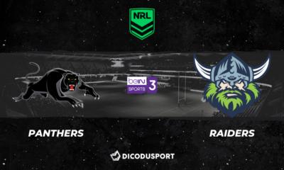 NRL 2021 notre pronostic pour Penrith Panthers - Canberra Raiders