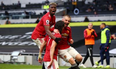 Premier League - Manchester United conforte sa deuxième place après sa victoire à Tottenham