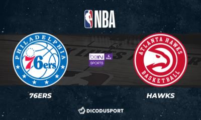 Pronostic 76ers Hawks NBA