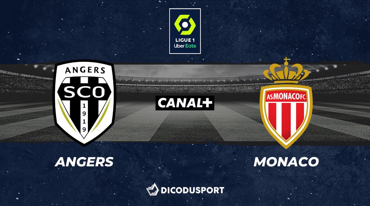 Pronostic Angers - Monaco, 34ème journée de Ligue 1