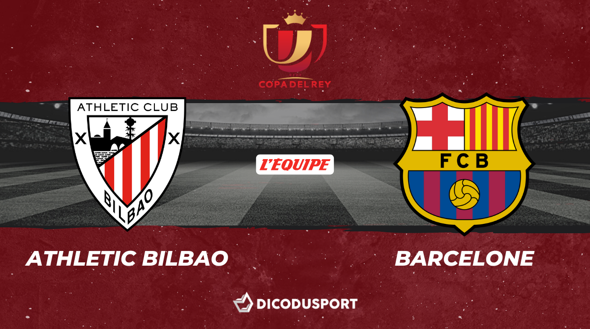 Pronostic Athletic Bilbao - FC Barcelone, finale de la Coupe du Roi