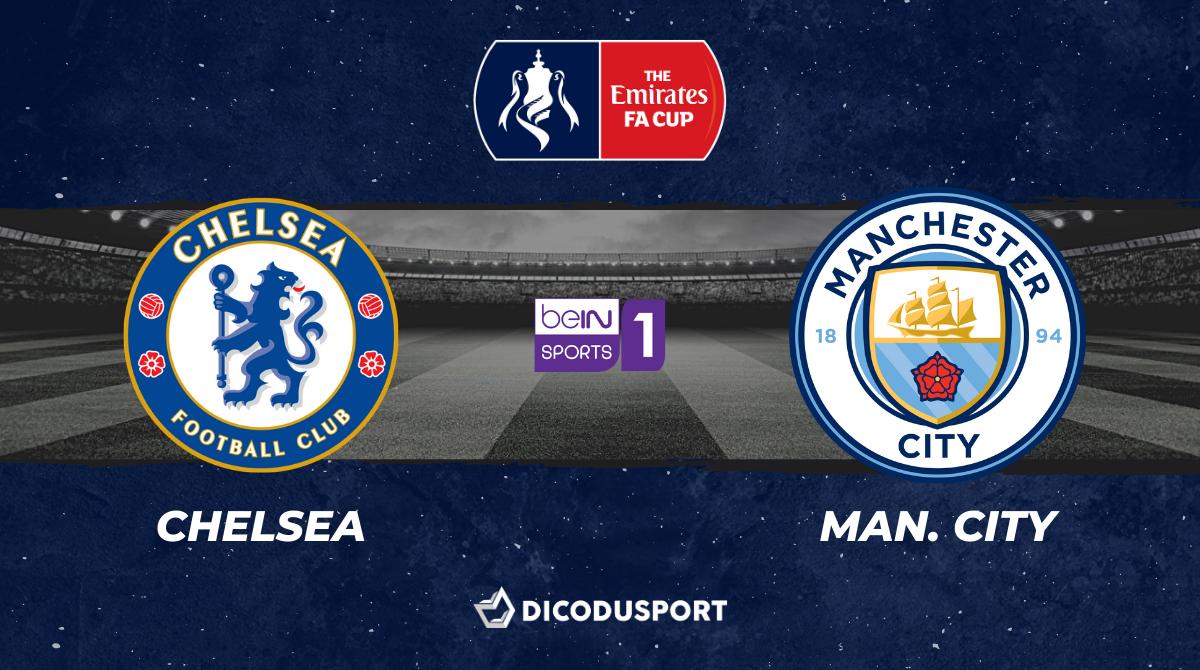 Pronostic Chelsea - Manchester City, demi-finale de FA Cup