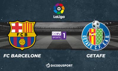 Pronostic FC Barcelone - Getafe, 31ème journée de Liga