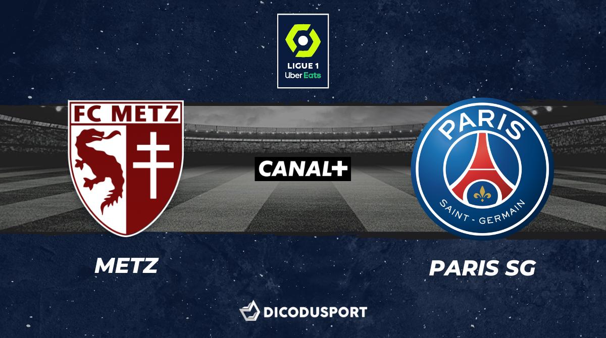 Pronostic Metz - PSG, 34ème journée de Ligue 1