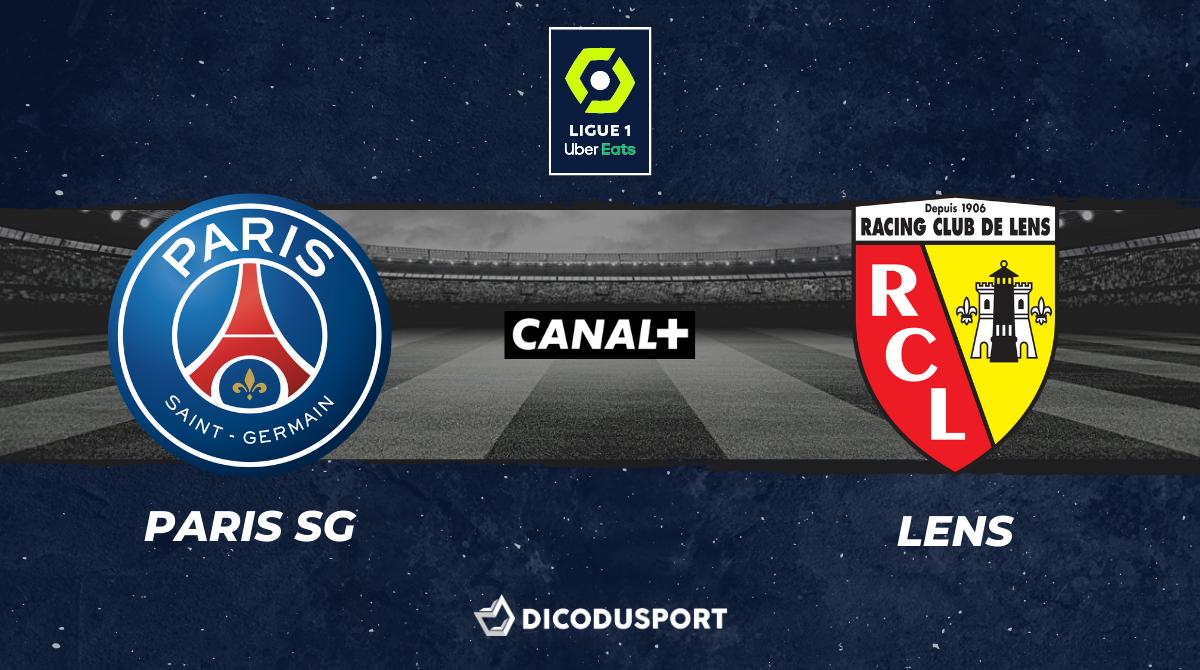 Pronostic PSG - Lens, 35ème journée de Ligue 1
