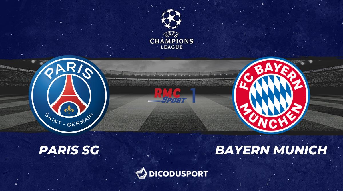 Pronostic Paris SG - Bayern Munich, quart de finale retour de la Ligue des Champions