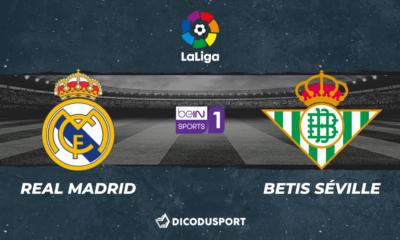 Pronostic Real Madrid - Betis Séville, 32ème journée de Liga
