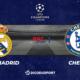 Pronostic Real Madrid - Chelsea, demi-finale aller de la Ligue des Champions