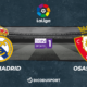 Pronostic Real Madrid - Osasuna, 34ème journée de Liga