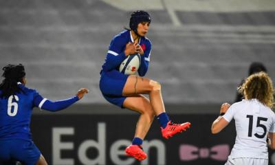 Rugby féminin - France - Angleterre arrêté à la 62ème minute à cause d'une panne de lumière