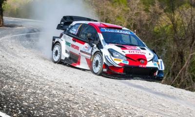 WRC 2021 : Sébastien Ogier remporte le Rallye de Croatie pour moins d'une seconde