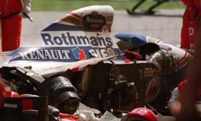 1er mai 1994 - Ayrton Senna perd la vie sur le Grand Prix de Saint-Marin