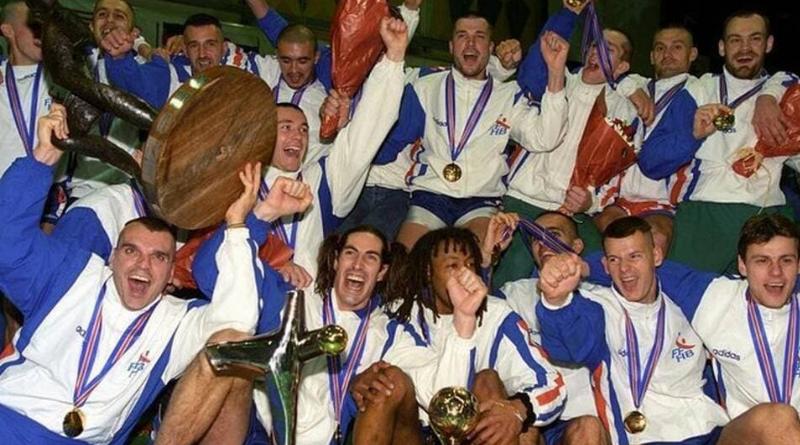 21 mai 1995 : Premier titre mondial des Barjots