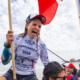 22 mai 2017 : Pauline Ado surfe sur le monde