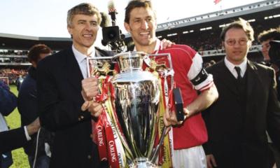 3 mai 1998 - Arsène Wenger se fait un nom à Arsenal