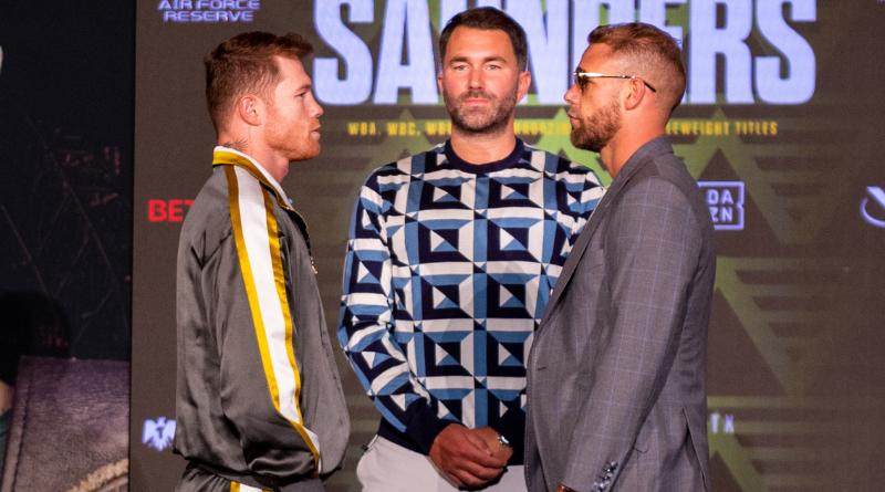 Boxe - le Mexicain Saul Alvarez va défier l'Anglais Billy Joe Saunders