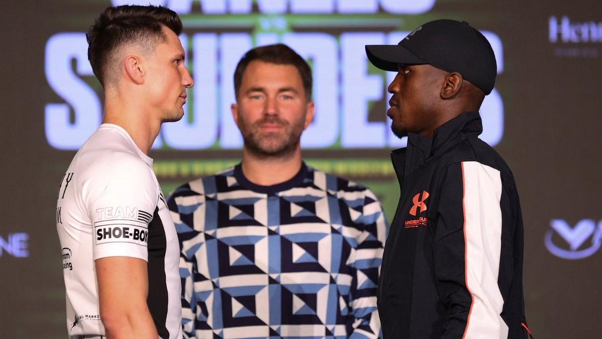 Boxe super-welters - Souleymane Cissokho vs Kieron Conway