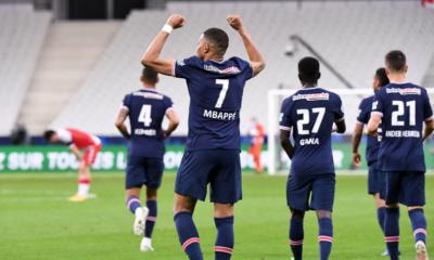 Coupe de France : les notes de Monaco - PSG