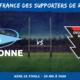 Coupe de France des supporters de rugby 2021 - 16ème de finale Aviron Bayonnais – Oyonnax Rugby