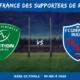 Coupe de France des supporters de rugby 2021 - 16ème de finale Section Paloise - FC Grenoble