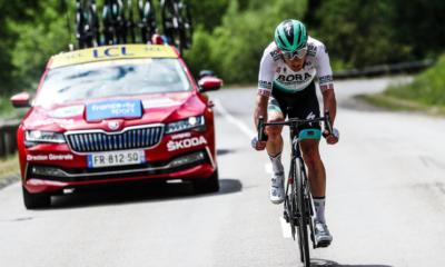 Critérium du Dauphiné - Lukas Pöstlberger fait coup double sur la 2ème étape