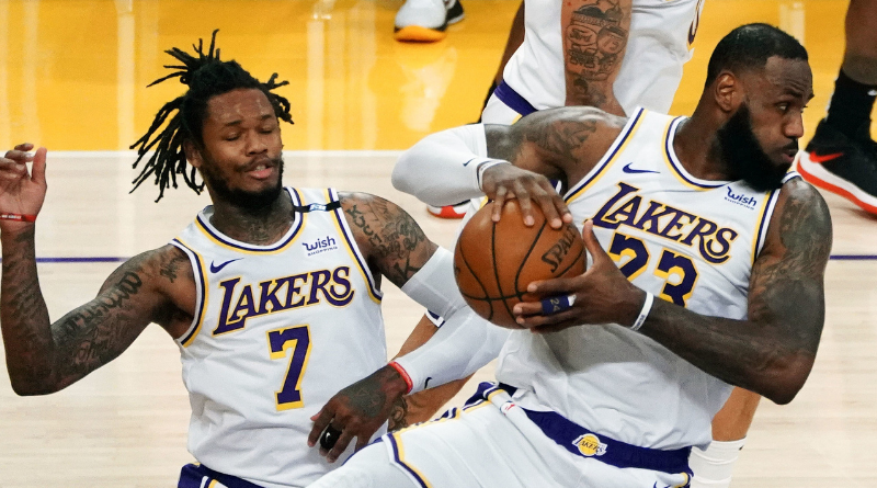 Direction le play-in pour les Los Angeles Lakers ?