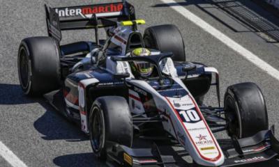 Formule 2 : Pole positon pour le français Théo Pourchaire à Monaco !