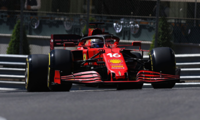 Grand Prix de Monaco : Charles Leclerc meilleur temps des essais libres 2