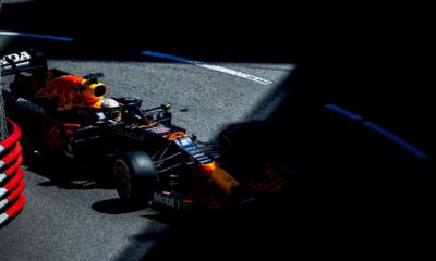 Grand Prix de Monaco : Max Verstappen le plus rapide lors des EL3