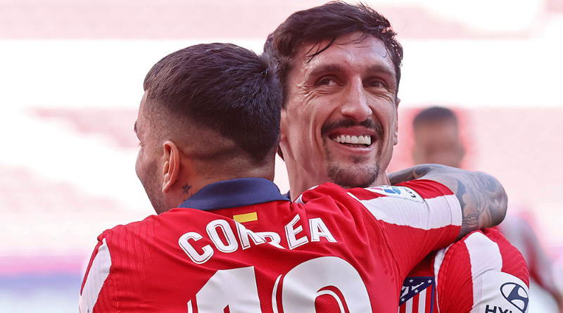 L'Atlético de Madrid maître de son destin