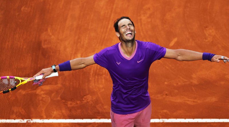 Les tournois que Rafael Nadal a remporté au moins dix fois