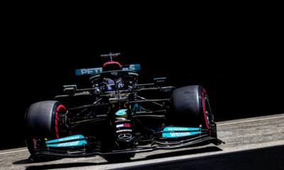 F1 : Lewis Hamilton prolonge chez Mercedes