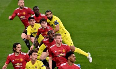 Ligue Europa : les notes de la finale Villarreal - Manchester United
