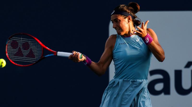 WTA Parme: Caroline Garcia file en quarts de finale
