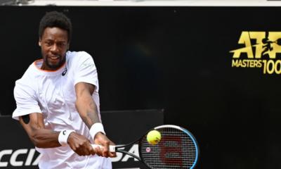 ATP Lyon : Gaël Monfils ne verra pas les quarts de finale
