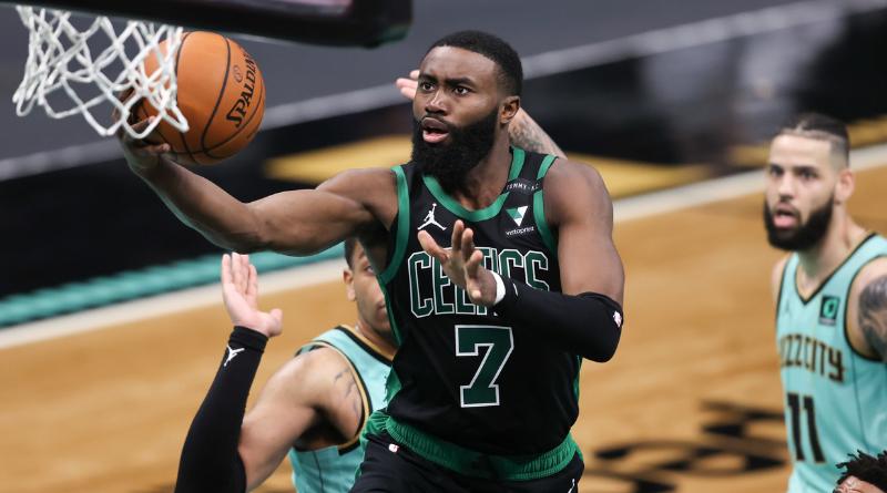 NBA - Fin de saison pour Jaylen Brown chez les Celtics