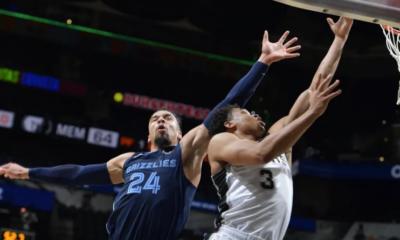 NBA Play-In Tournament : notre preview pour Memphis Grizzlies - San Antonio Spurs