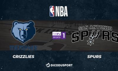 NBA Play-in notre pronostic pour Memphis Grizzlies - San Antonio Spurs