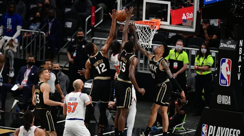 NBA Playoffs : Les Hawks font le break contre les Knicks